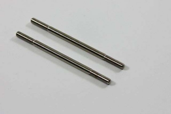 TeamC TeamC T02045 - Turnbuckle Steering 3x54mm (2 pcs) 2WD Buggy