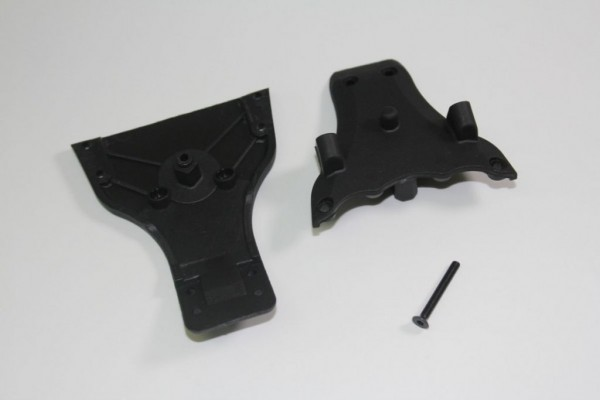 TeamC TeamC T02147 - Front chassis Upgrade set 2WD