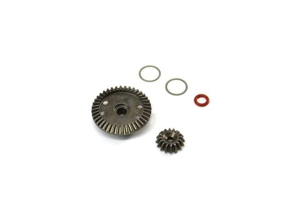 TeamC TeamC T04041 - Gear-Diff. Set 16/40T 4WD Buggy