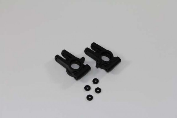 TeamC TeamC T08605 - Rear Hub Carriers l/r 1:8