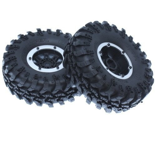 Redcat Racing Pre-Mounted Tire Set (2)