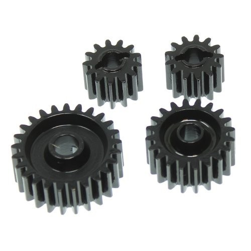 Redcat Racing CNC Steel Gear Set for Gen8 Transmission and Transfer Case