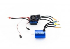 MonsterTronic COMBO SET BRUSHLESS 12T HOBBY