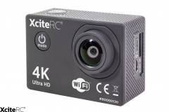 XciteRC Modellbau GmbH & Co. KG Ultra HD 4K/30fps!!! 16MP! SLOW MOTION WiFi Action CAM
