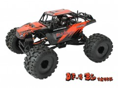 DF-4 BL Truck - 1:8 RTR BRUSHLESS
