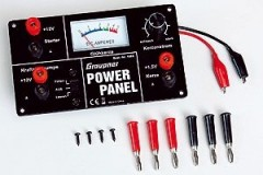 Graupner/SJ Power Panel