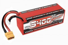 TEAM CORALLY Sport Racing 50C LiPo Stick Hardcase-5400mAh-11.1V-T-DYN (79,9Wh)
