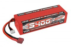 TEAM CORALLY Sport Racing 50C LiPo Stick Hardcase-5400mAh-11.1V-T-DYN (60,0Wh)