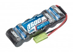 LRP Electronic XTEC Race pack Side-by-Side 2/3A NiMH - Mini-Tamiya - 7.2V - 1600mAh
