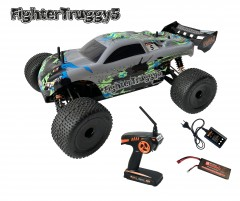 DF models FighterTruggy 5 Brushless Truggy RTR