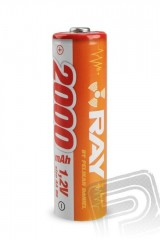 RAY 1.2V 2000mAh RAY Long AA