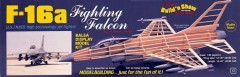 Guillow F-16A Fighting Falcon 1:30 (307mm)