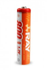 RAY 1.2V 800mAh RAY Long AAA