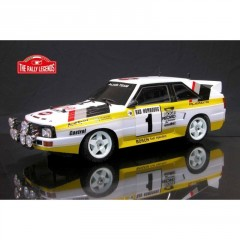 Rally Legends - Italtrading Audi Quattro Sport 1985, 1:10, 4WD, 2.4GHz