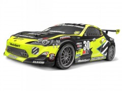 HPI E10 Touring Michele Abbate GRRRACING, RTR set