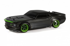 HPI RS4 SPORT 3 Ford Mustang 1969 RTR set
