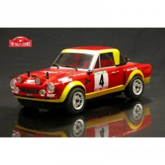 Rally Legends - Italtrading FIAT 124 ABARTH RALLY 1975, 1:10, 4WD, 2.4GHz