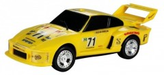 Autec AG - Cartronic Model Porsche Turbo 935 - žlutý 1:43