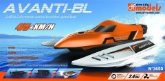 DF models AVANTI-BL - BRUSHLESS od df-models
