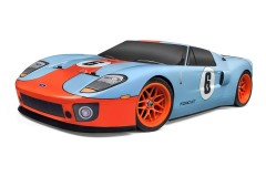 HPI RS4 SPORT 3 FLUX Ford GT Heritage Edition RTR set