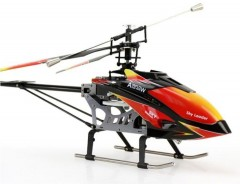 MonsterTronic Heli MT400 2,4 Ghz brushed