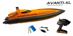 AMEWI Trade e.K. AVANTI XL df-models 2,4GHz 81cm žlutá