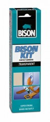 BISON BISON KIT TRANSPARENT 55ml čiré kontaktní lepidlo