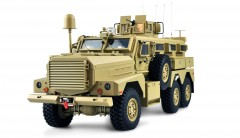 COUGAR MRAP US Explosion-Proof Car 6x6 1:12, PROFIMODEL, RTR