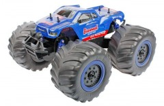 Autec AG - Cartronic RC auto Big Wheel Monster Truck 1:8 4x4 se specielními pneu do sněhu