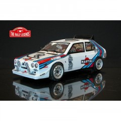 Rally Legends - Italtrading LANCIA DELTA S4 ARTR (PAINTED BODY), 1:10, 4WD, 2.4GHz