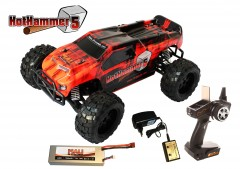 DF models Hot Hammer 5  RC AUTO 1:10 XL RTR