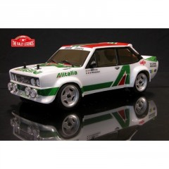 Rally Legends - Italtrading FIAT 131 Rally ABARTH ALITALIA, 1:10, 4WD, 2.4 GHZ